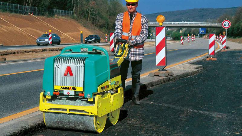 ARW 65 avec moteur diesel HATZ